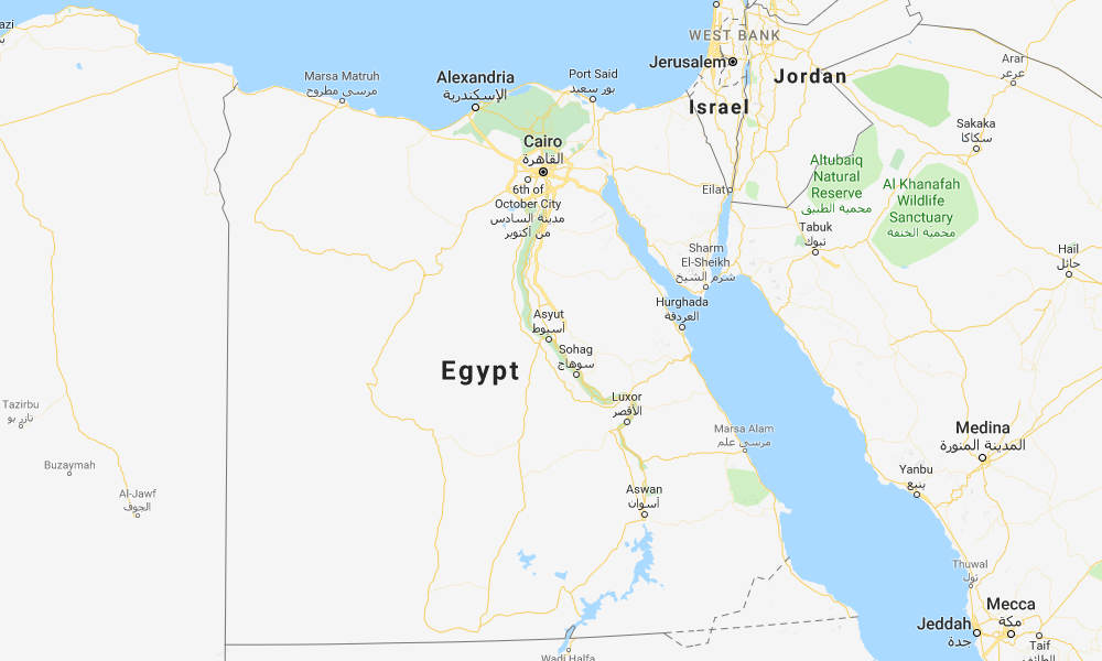 Police officer killed while dismantling bomb at church in Cairo