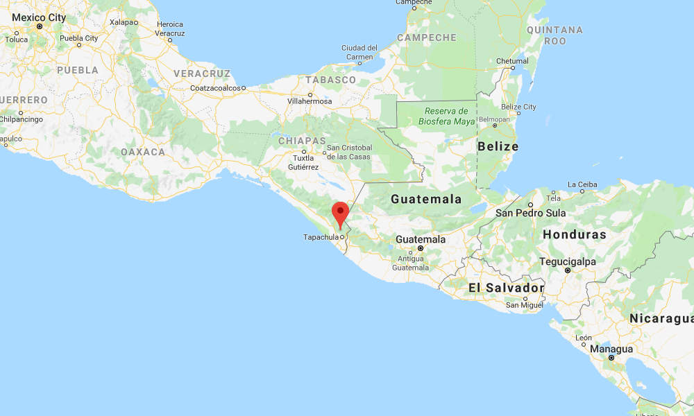 Magnitude 6.6 Earthquake Strikes Southern Mexico