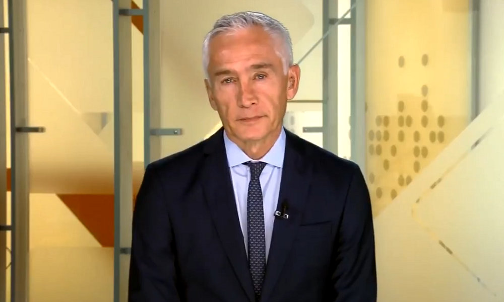 Journalist Jorge Ramos detained while interviewing Maduro