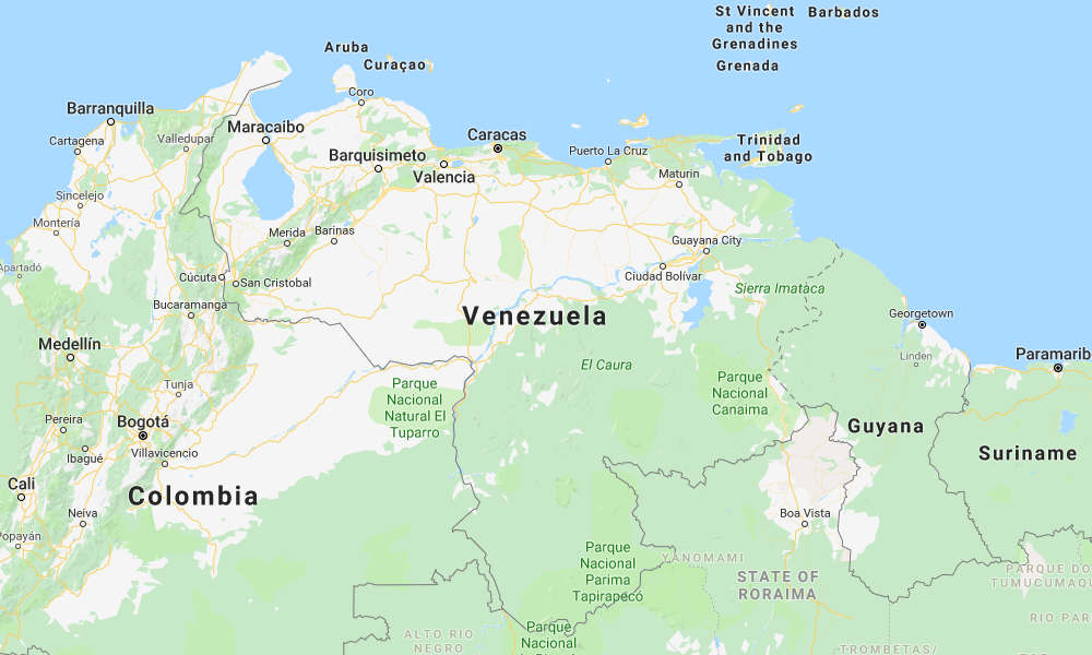 Venezuelan minister describes large-scale blackout as act of aggression