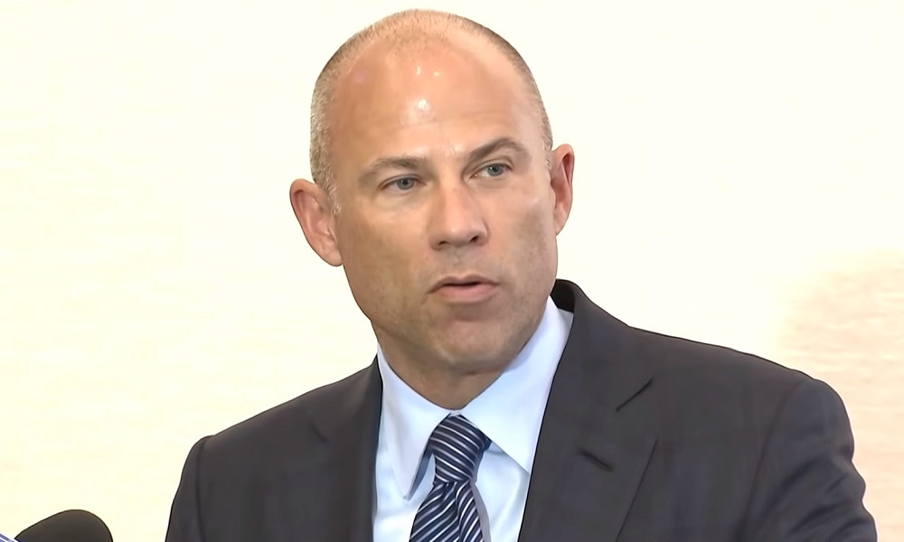 Grand jury charges Michael Avenatti with extortion and wire fraud