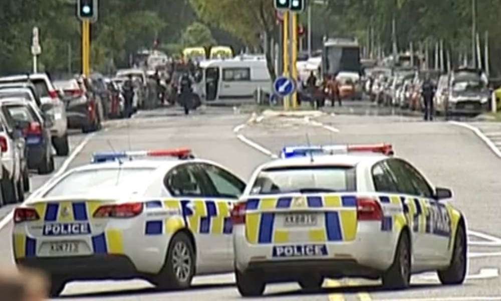 Stay away from mosques: Police Commissioner on Christchurch shootings