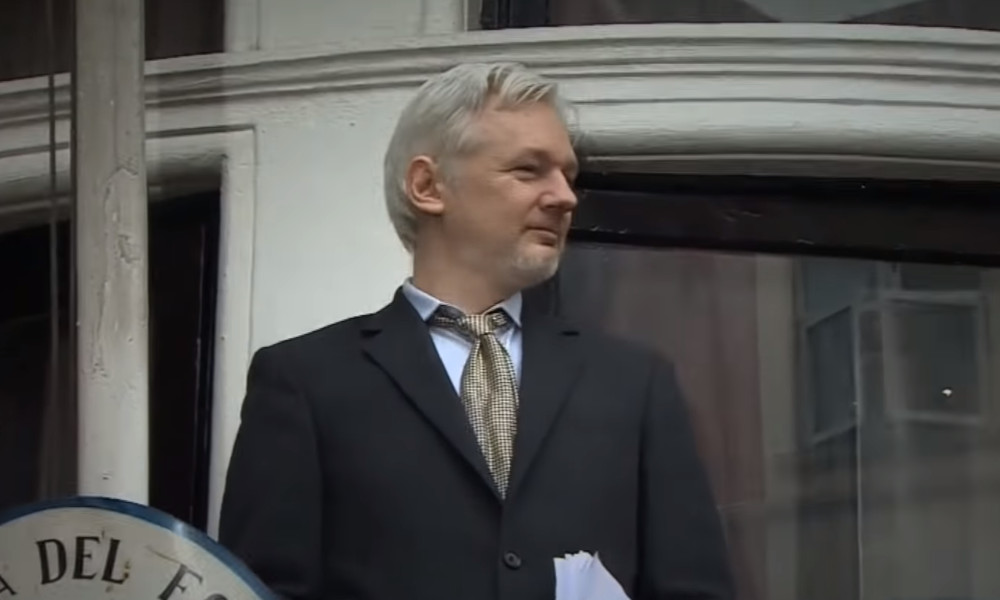 Assange embassy stay can't last: Ecuador