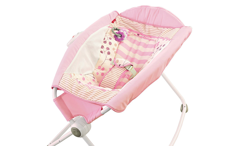 Fisher-Price Recalls Rock 'N Play Sleepers Due To Reports Of Death