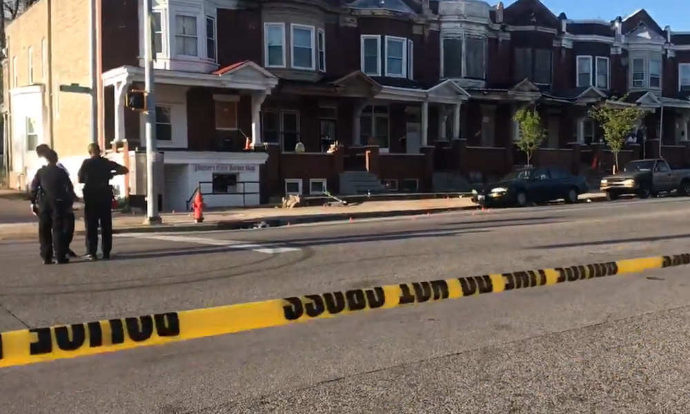7 shot, 1 fatally, in latest Baltimore violence
