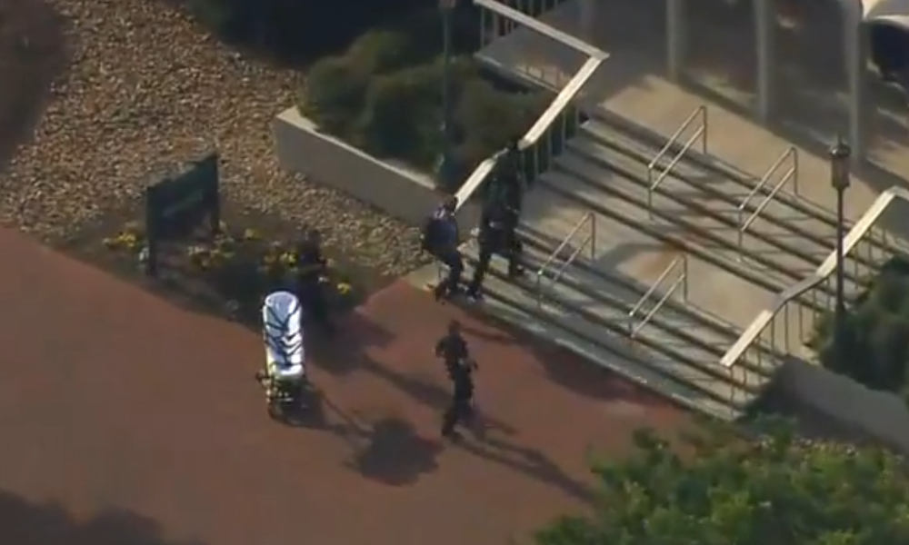 UNC Charlotte Campus on Lockdown After Multiple People Reportedly Shot