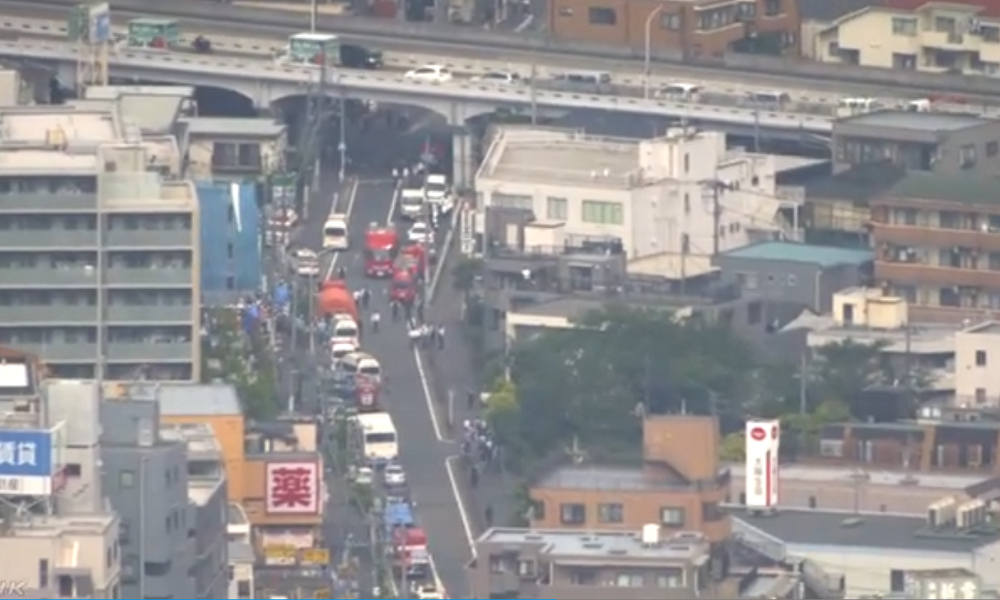 Japan: Two stabbed to death at Tokyo bus stop, 15 people injured
