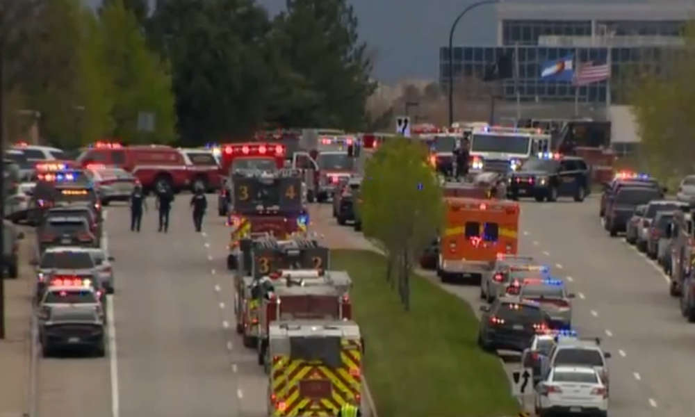 At least 8 people shot at STEM School near Denver thumbnail