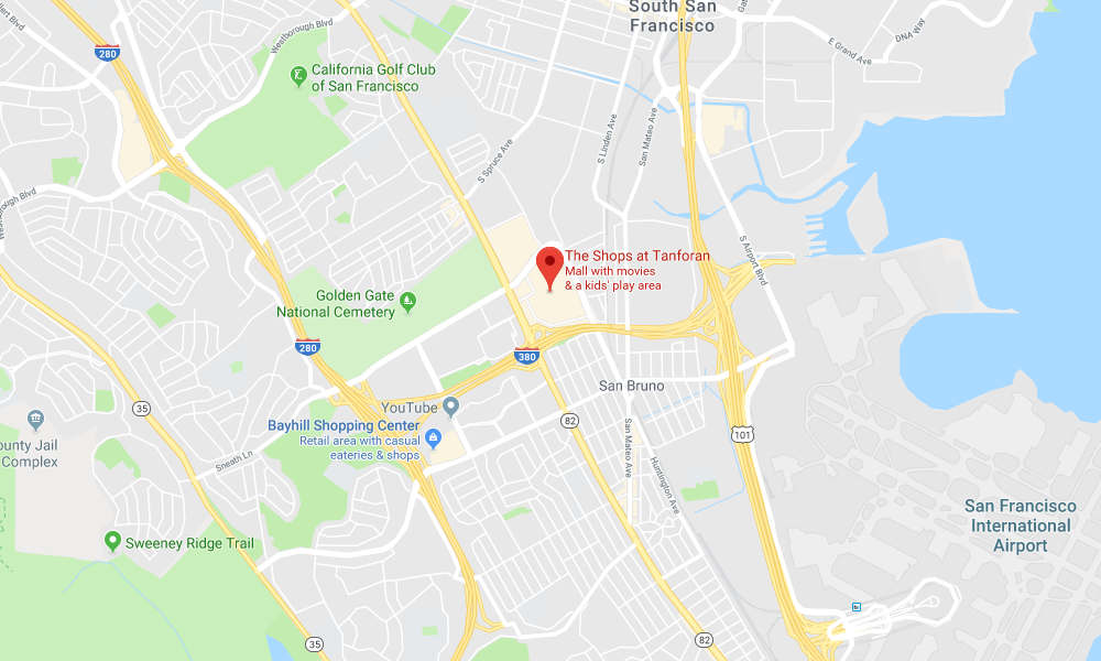 Active Shooter In San Bruno Mall Reportedly Injures At Least Two