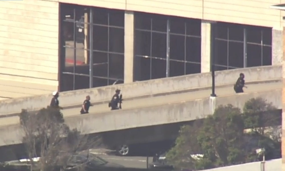 San Francisco-area shopping mall shooting leaves several injured