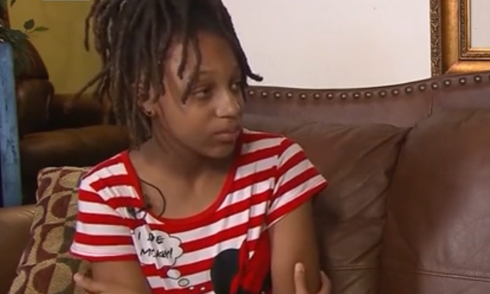 Virginia girl admits falsely accusing white classmates of cutting her hair