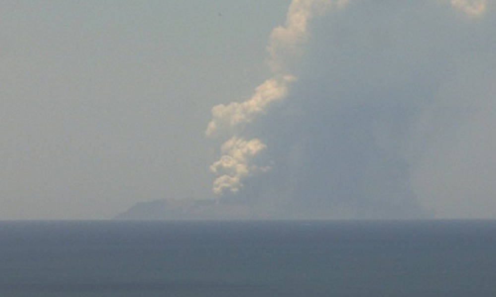 People remain unaccounted after NZ volcano erupts