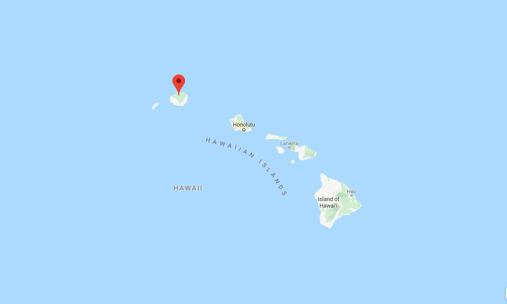 Helicopter with seven on board missing off Hawaii: US Coast Guard