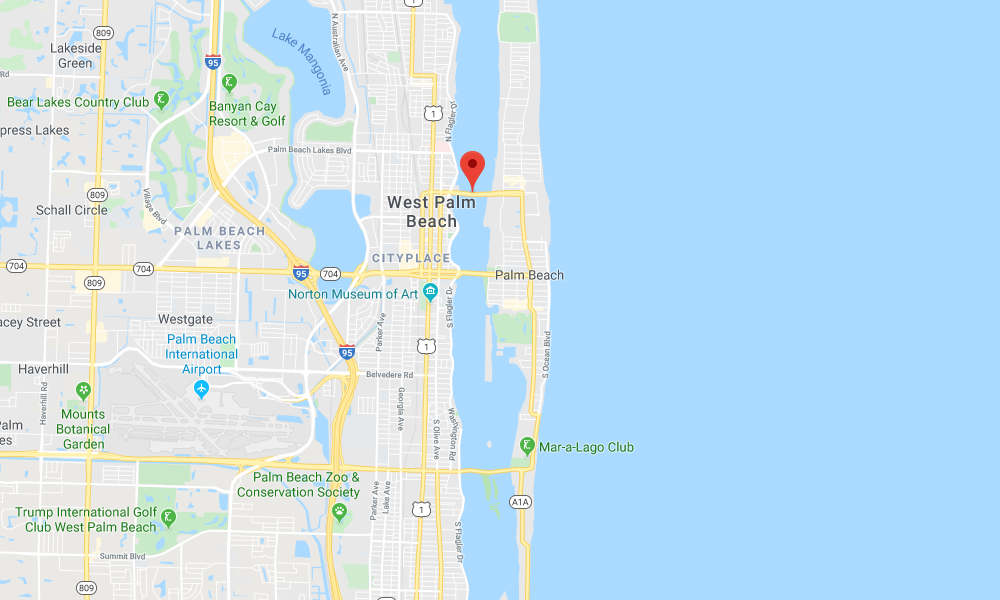 Iranian national armed with knives, cash detained near Mar-a-Lago