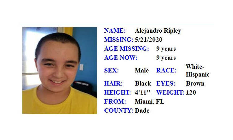 South Florida Amber Alert canceled, 9-year-old boy found deceased