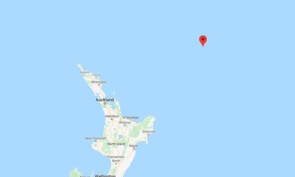 7.4 magnitude earthquake strikes New Zealands coast #108919
