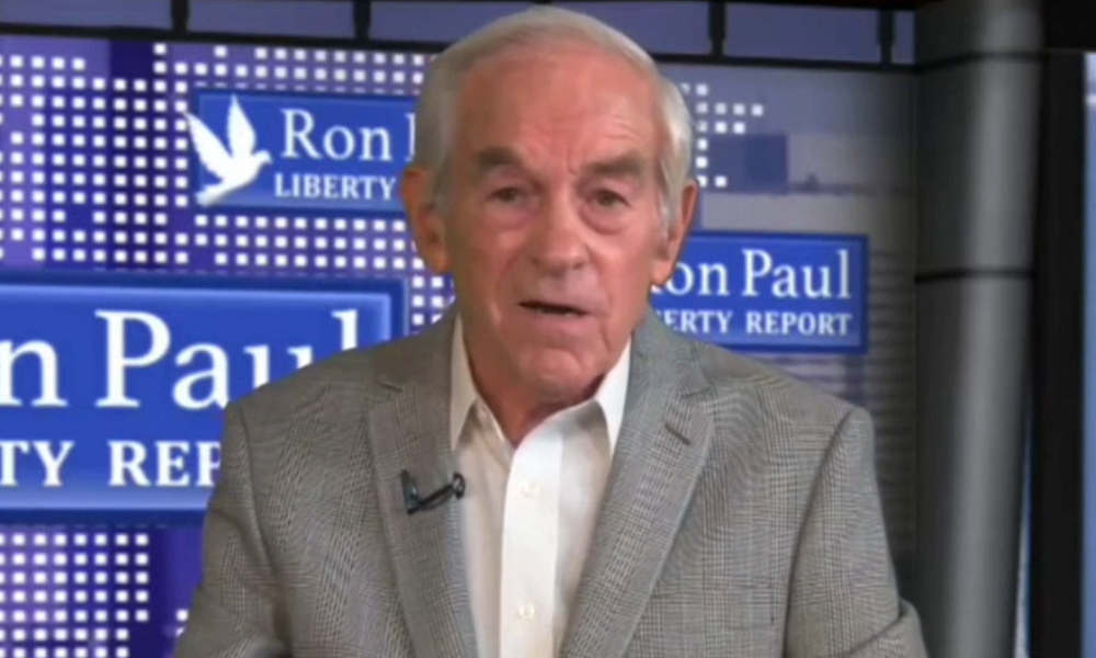 Ron Paul suffers medical emergency during livestream