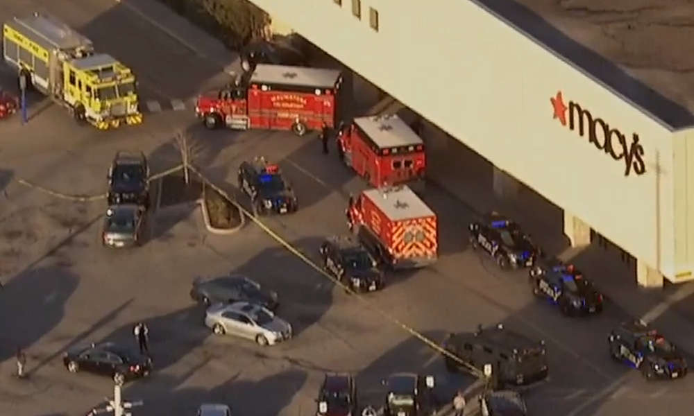 Several people shot in Wisconsin mall
