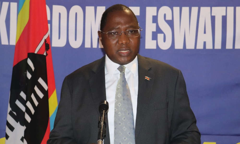 Eswatini PM Dies Weeks After Testing Covid-19+